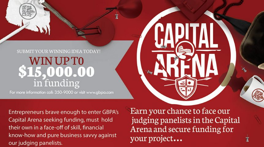 Capital Arena - Cohort II