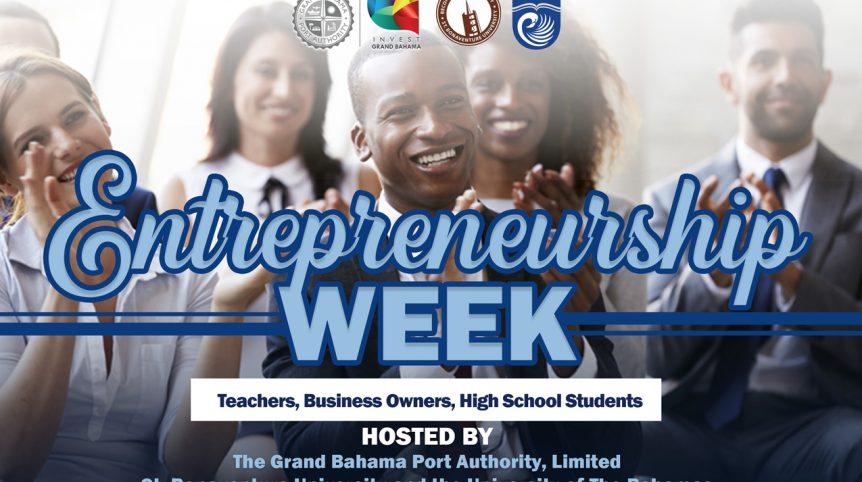 2018 GBPA Entrepreneurship Week