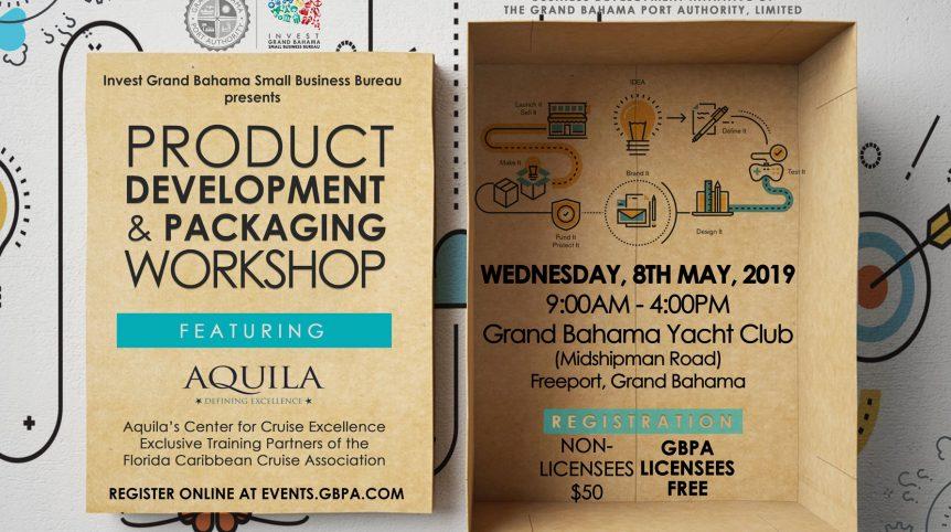 2019 Product Development & Packaging Workshop