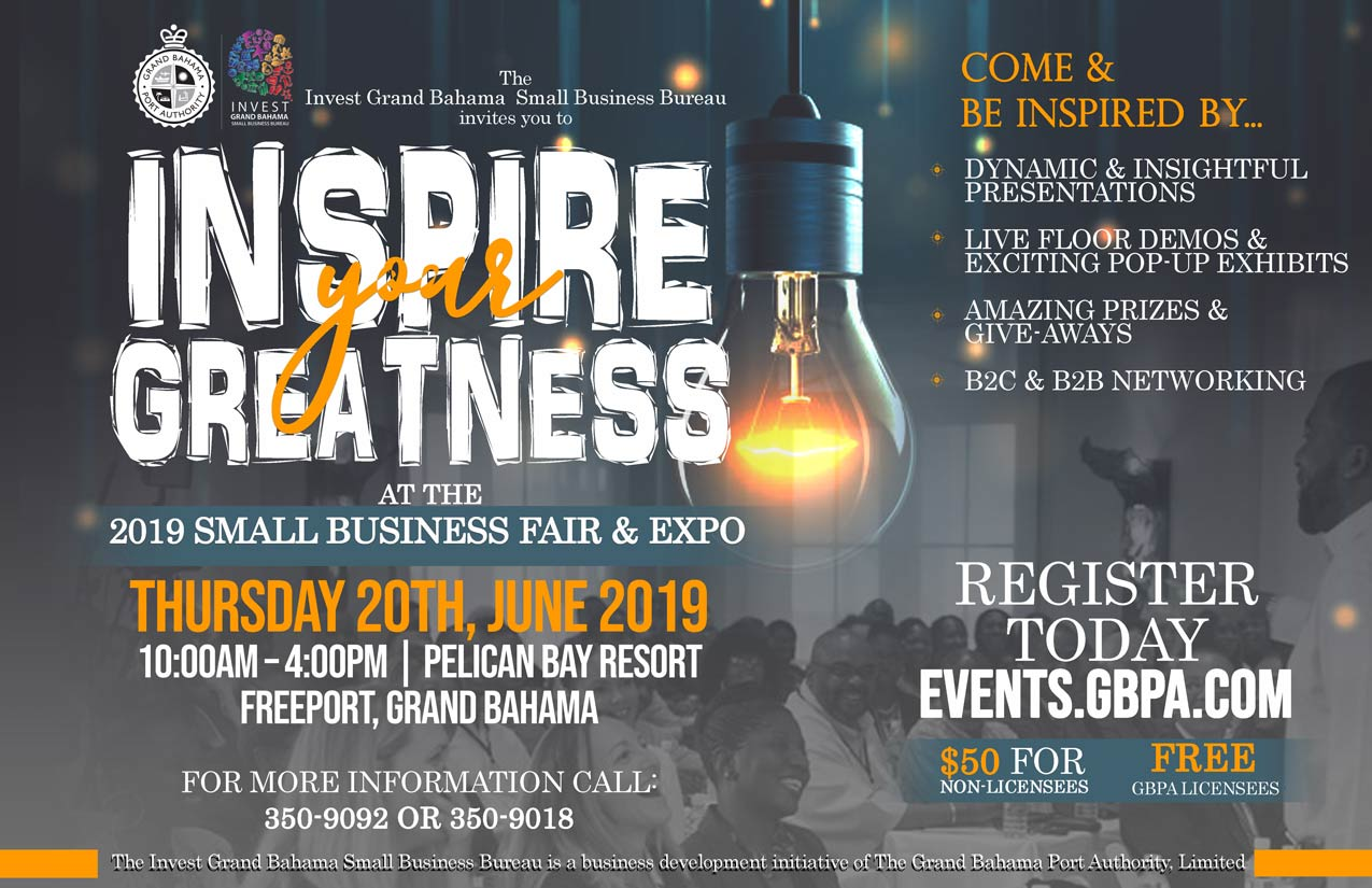 GBPA Small Business Fair & Expo 2019